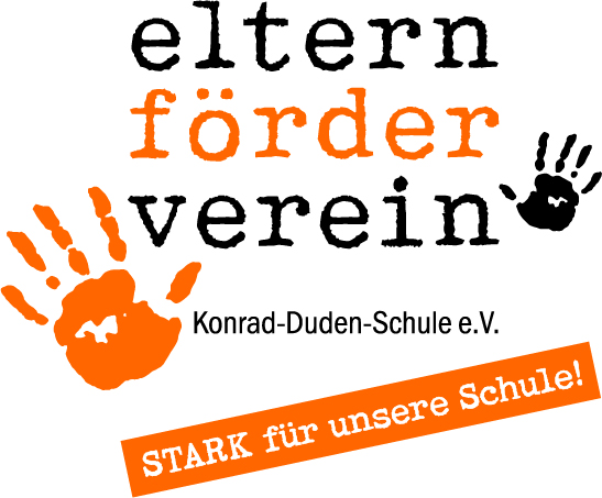 Logo von Elternförderverein der Konrad-Duden-Schule e.V.